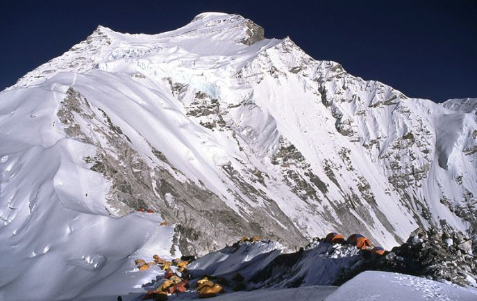 Mt. CHO-OYU 8201m Expedition