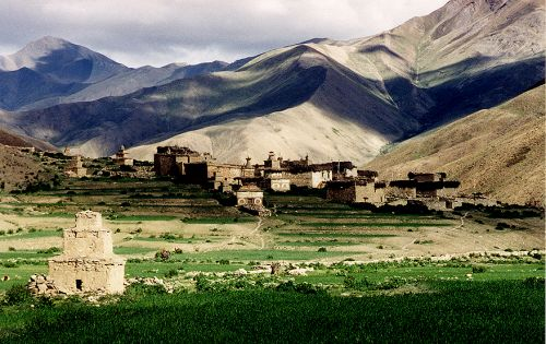 Dolpo to Mustang